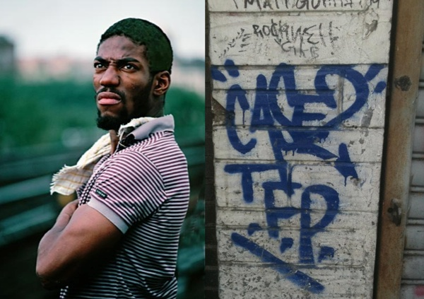 """The One-Armed Man Did It      From the 1983 Sundance Film Festival Best Documentary award-winning  Style Wars …Meet Kase2: street legend, one-armed graffiti writer, known as the """"King Of Style"""" while decorating rail cars in the South Bronx during the nascent stages of the cultural/creative phenomenon we call hip-hop. And hip-hop, due to the relatively recent timing of its birth as well as its origin story, is the first major musical movement in American history where we can actually trace its beginnings back directly to the root. Not just back to a city like New York, a borough like the Bronx, a part of the Bronx as in the South Bronx….but  actual street coordinates  with a date/time/place.  You really can't get more hip-hop than this scene. You might be in a few rare cases be able to find equal but certainly not  more . In addition to demonstrating how Kase2 does more with less in creating something out of nothing, you also have a teenager who went on to become DJ Kay Slay rapping lines from """"The Message"""" *which had just come out at the time of this being taped*to a one-armed man in front of the train. Ever the visionary, the late great Kase2 proclaims 34 years ago that hip-hop is not a fad but here to stay while soon to start growing exponentially as young Keith """"Kay Slay"""" Grayson listens closely with a grin while being told """"one day you'll be a king too"""". Knowing that kid went on to be one of the biggest DJ's in New York City under the moniker """"The Drama King"""", makes it even better to watch now. You can't invent figures, moments or movements this powerful in any script. Real life has to create them."""