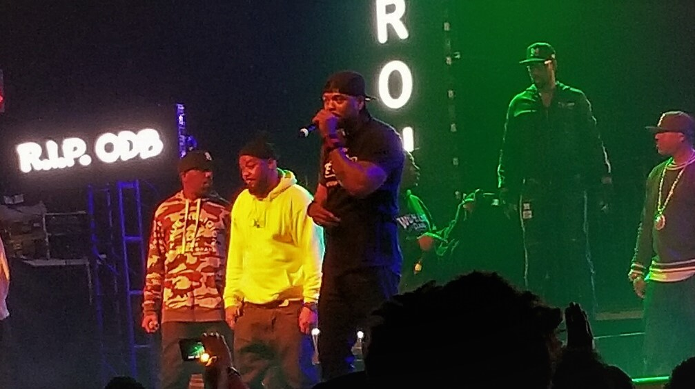 Enter the Wu-Tang - 25 Years of 36 Chambers Live in Philadelphia 1/24/19