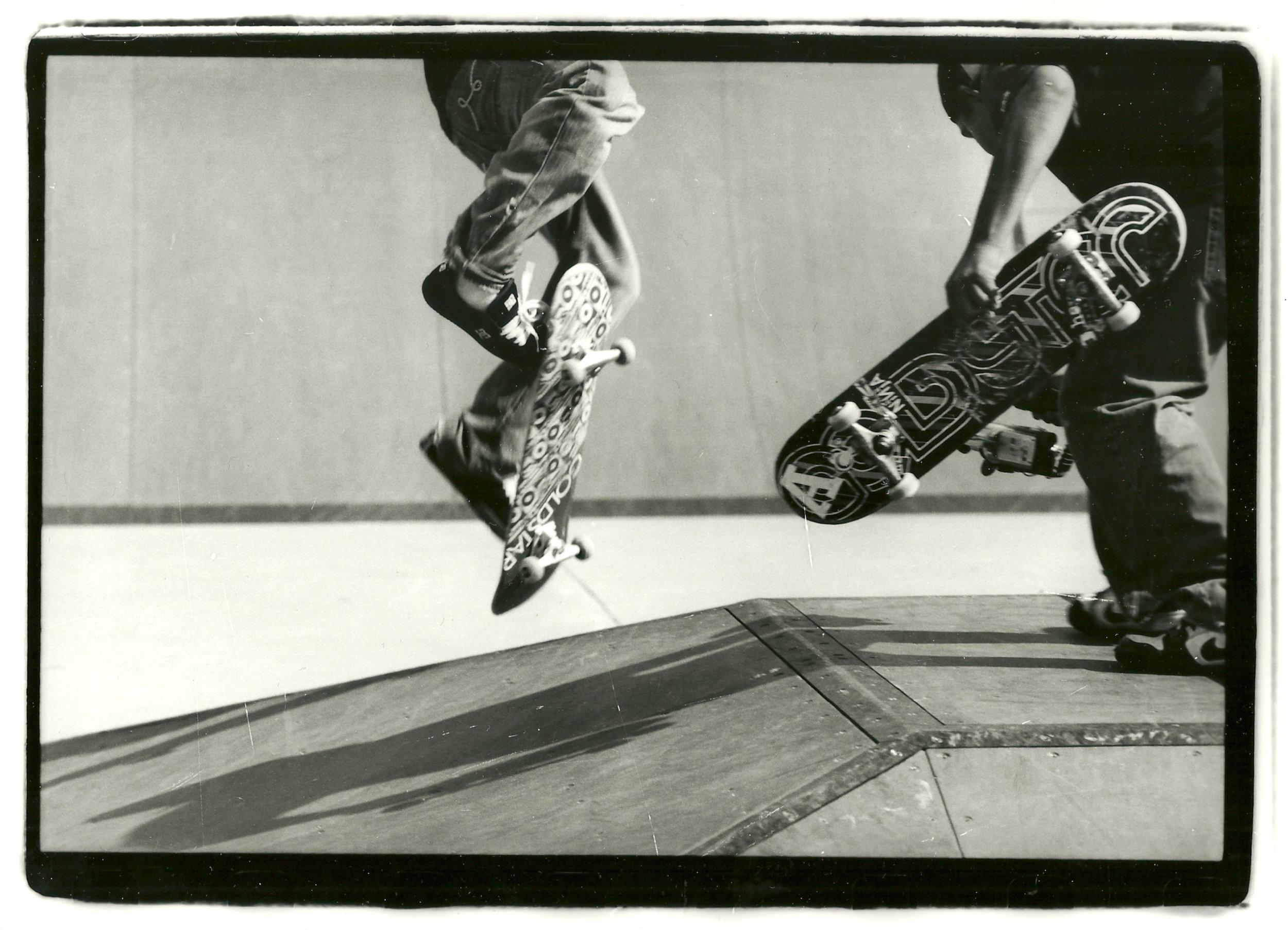 Duke Skate Park - 2009
