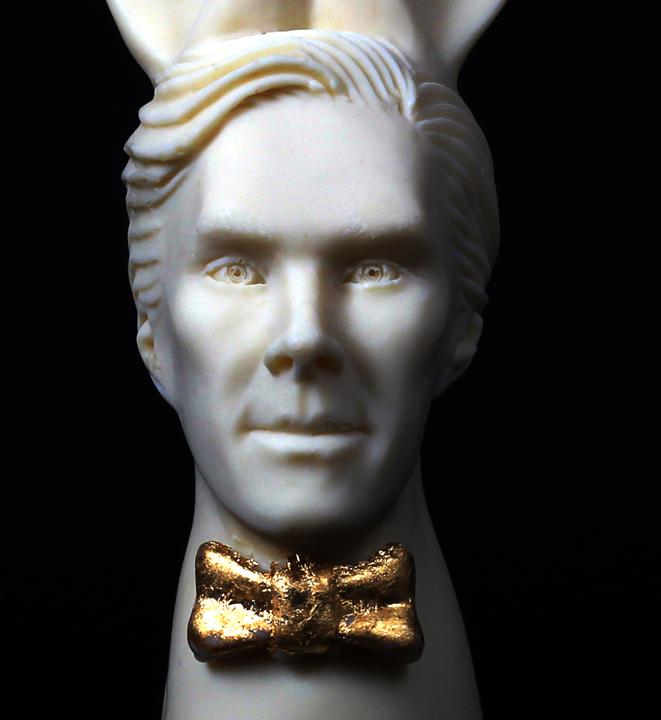 White Chocolate Cumberbunny