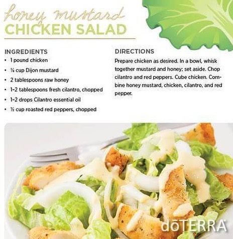 Ooh this sounds really good!  #ChickenSalad #DoterraCooking #doterracookingrecipes
