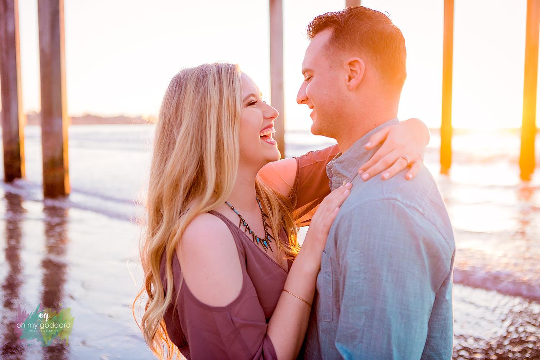 engagement photography la jolla sunset couple.jpg