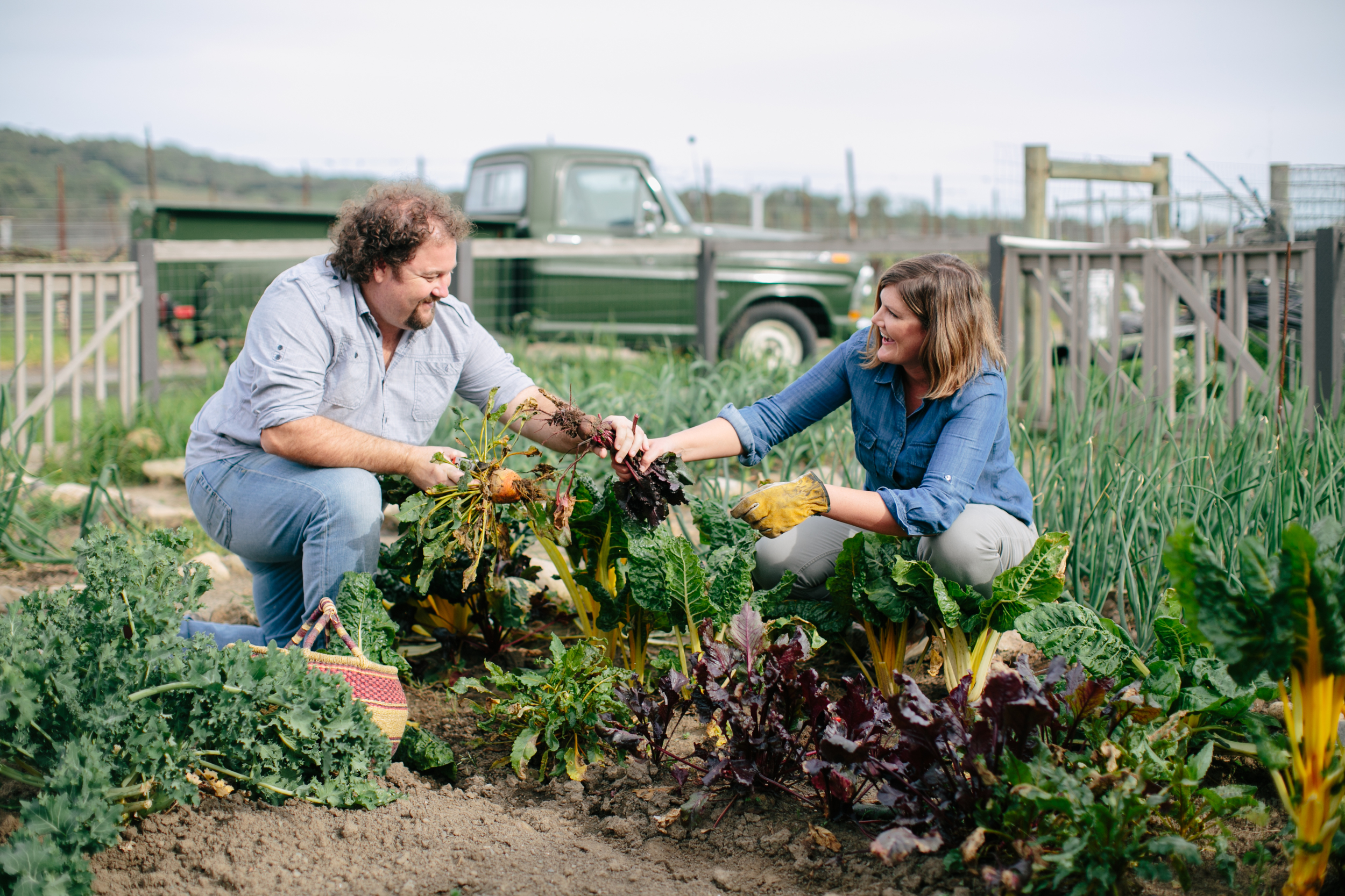 Farm to Table is our family's passion