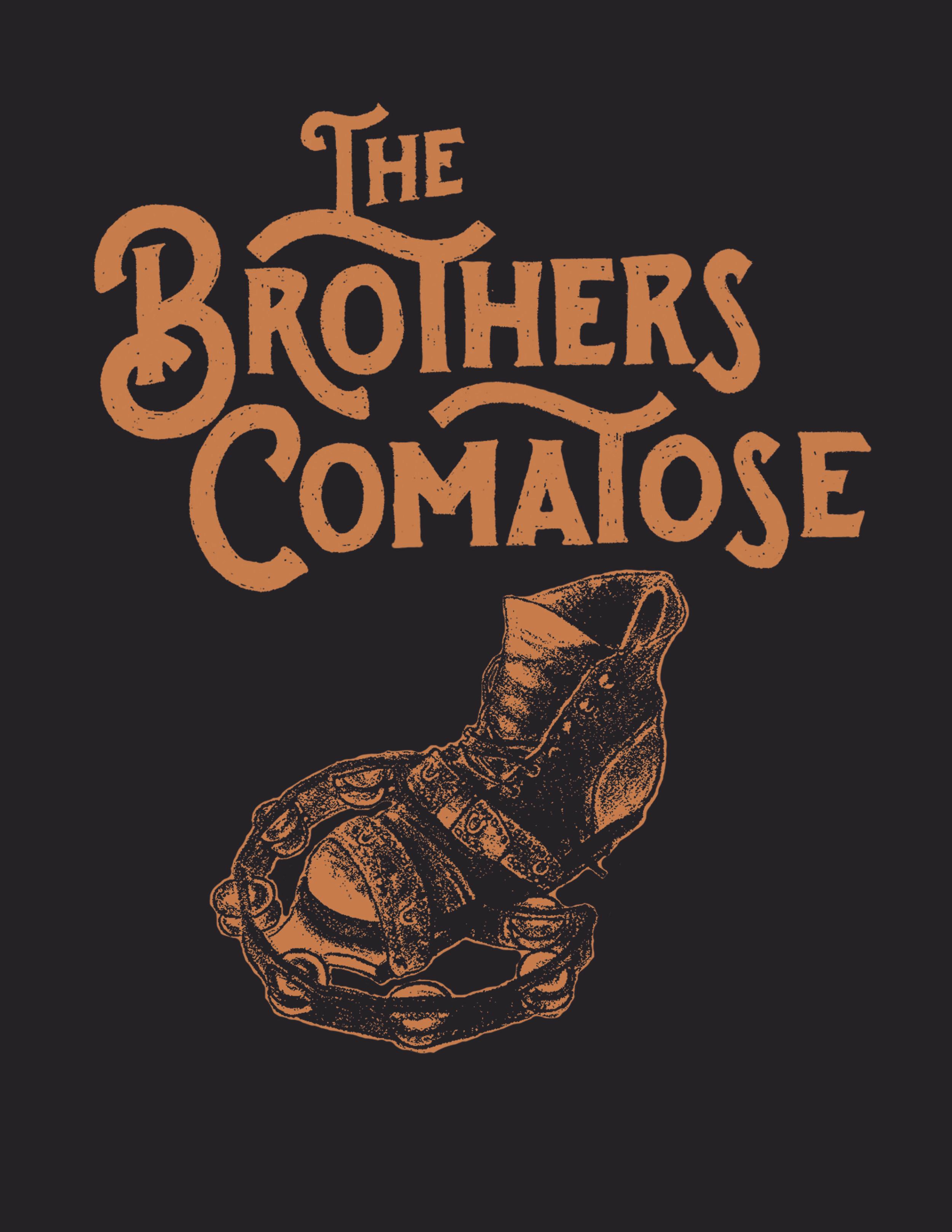 Brothers Comatose foot tambo logo.jpg