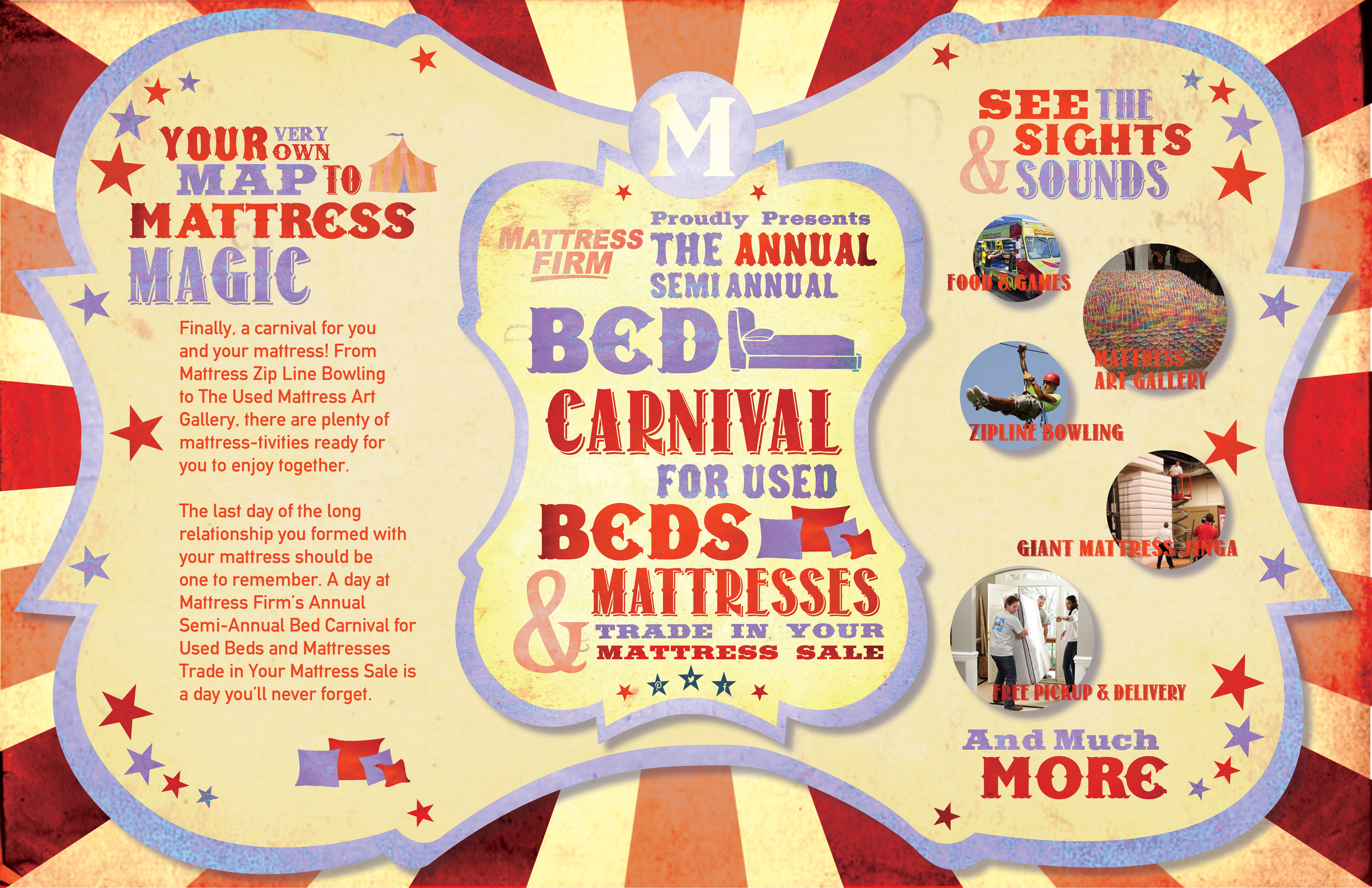 Carnival Map Front