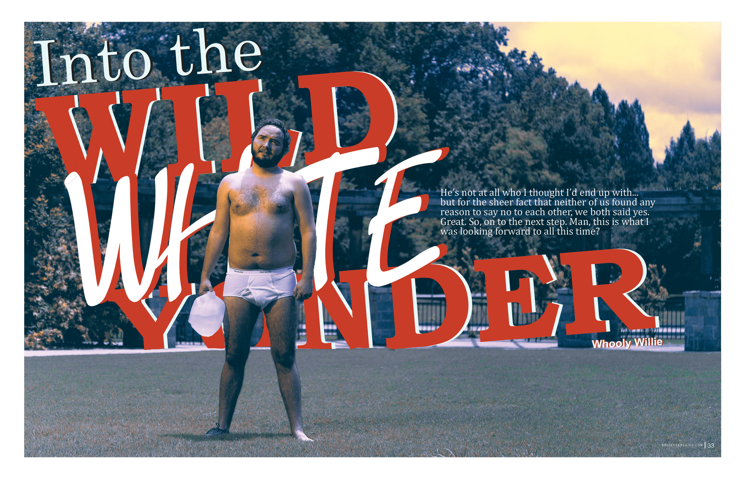 Into the Wild White Yonder