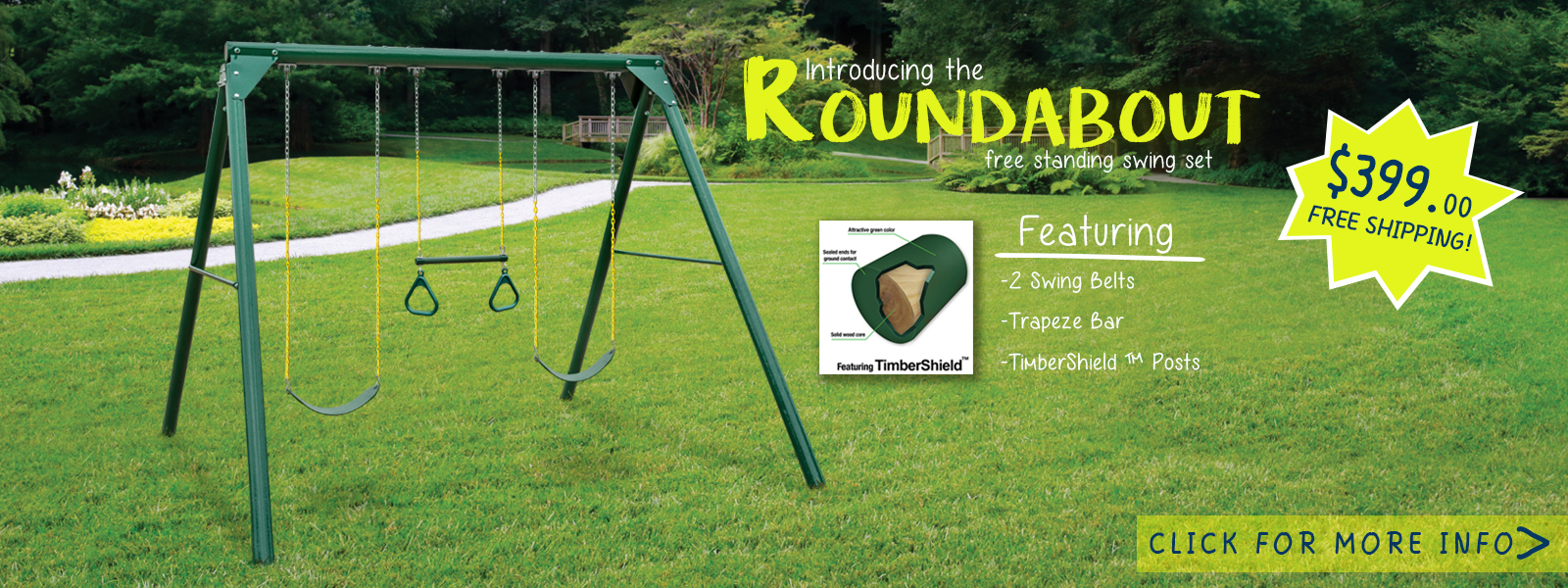 Roundabout Swing Slider