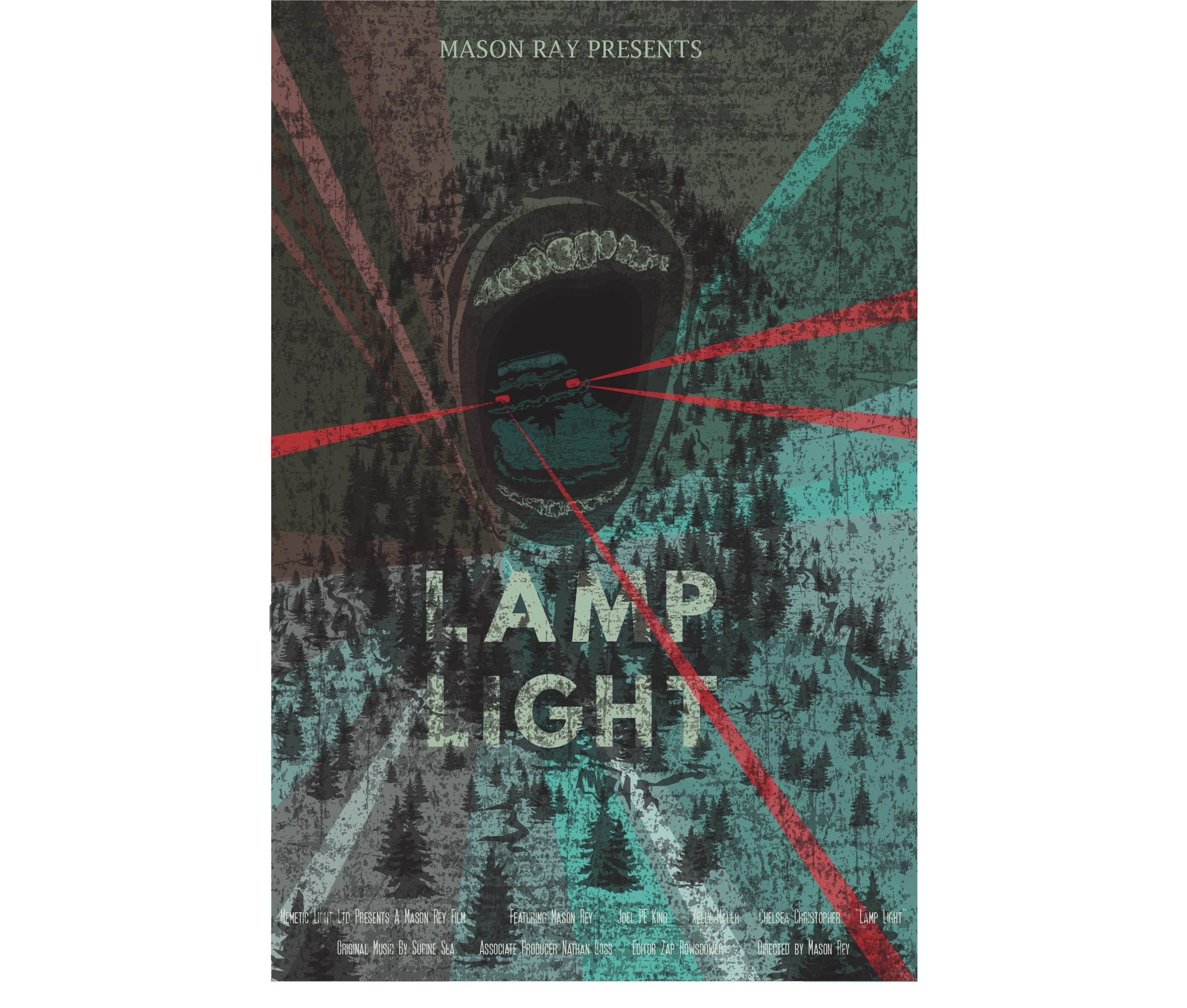 Lamp Light Poster Alt