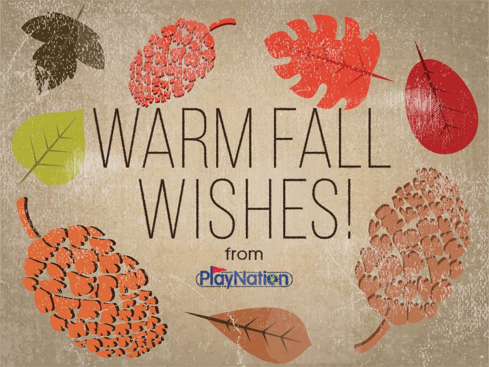 PlayNation Fall Promo