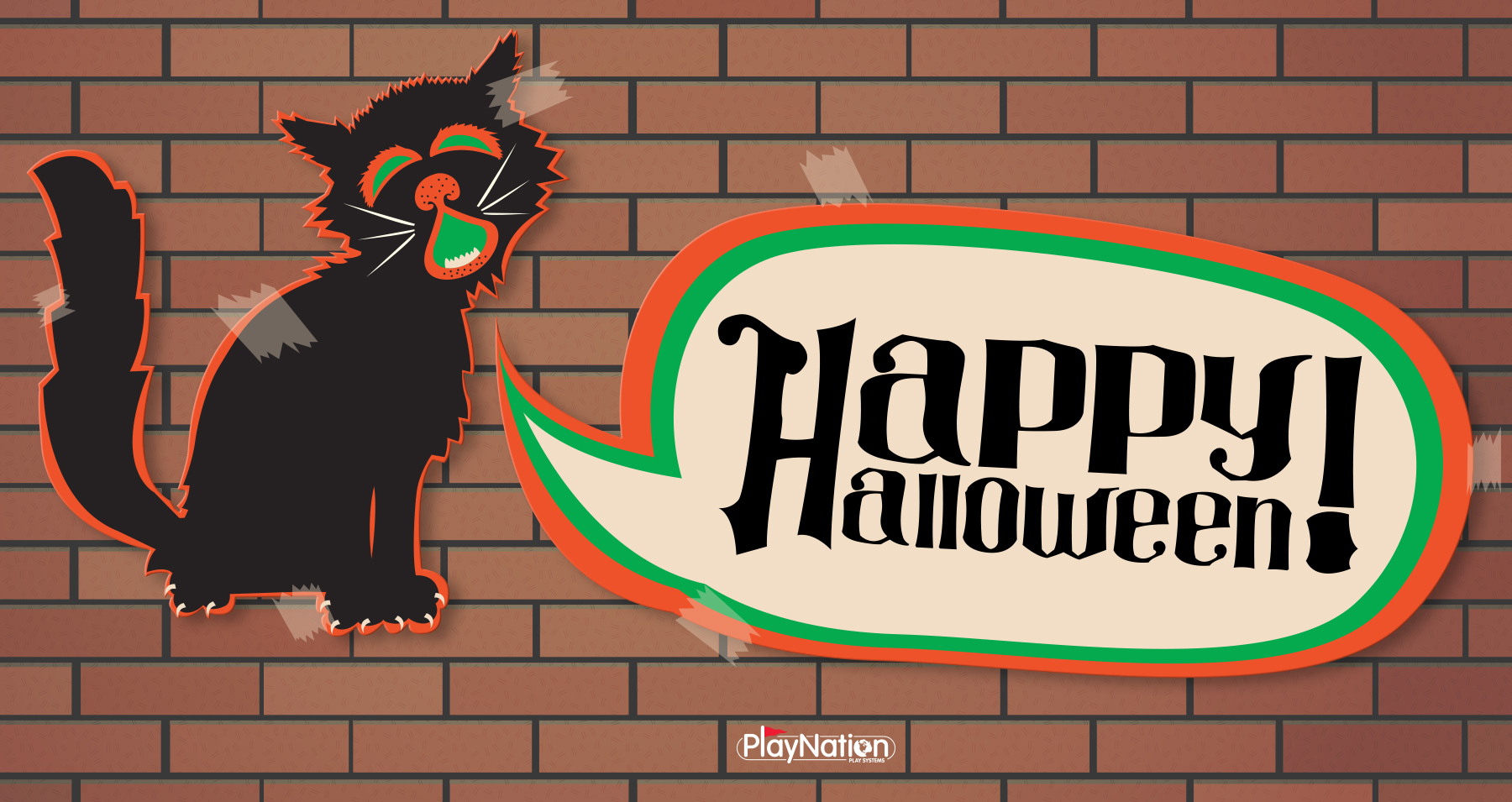 PlayNation Halloween Promo