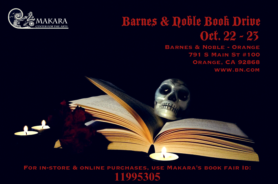 Makara_Book_Drive_BarnesNoble