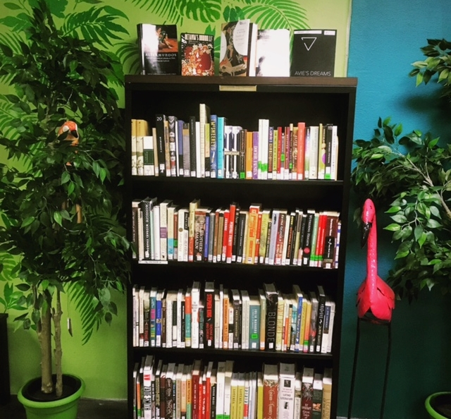 Are you a bookstore? - No. Makara is a nonprofit library & art center. Our books are free.