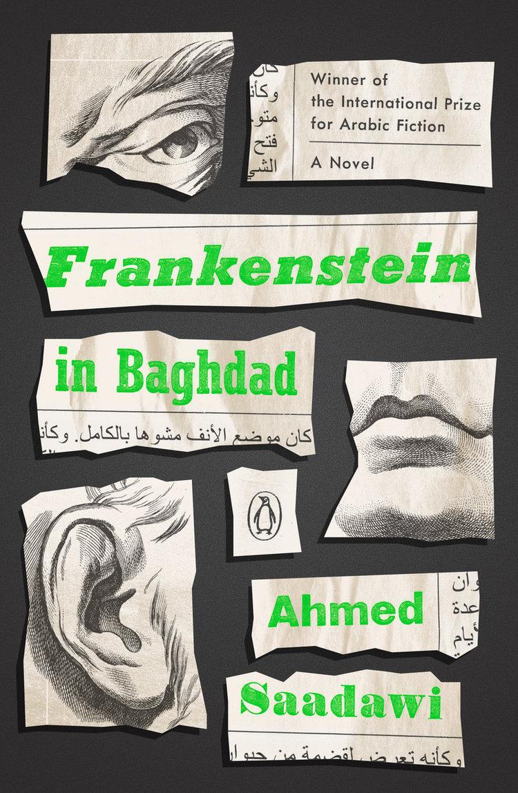 Santa Ana_Writers_Books_Makara_Frankenstein in Baghdad
