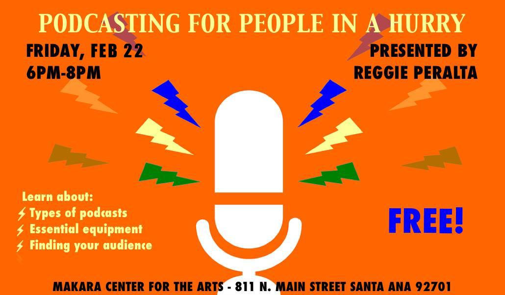 podcasting_Makara_Santa Ana