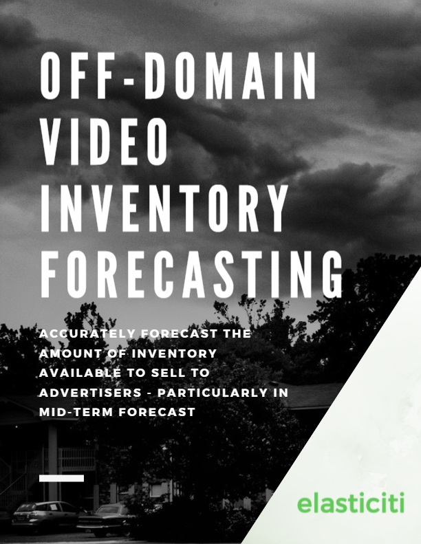 Off-Domain Video Inventory Forecasting