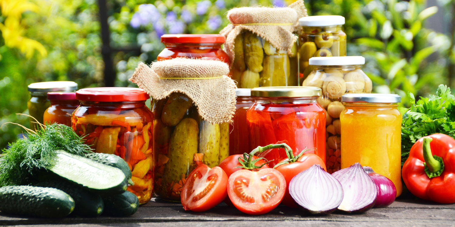 """""""Fermented foods… keeping the Mason Jar industry afloat for over 100 years   😊  """""""
