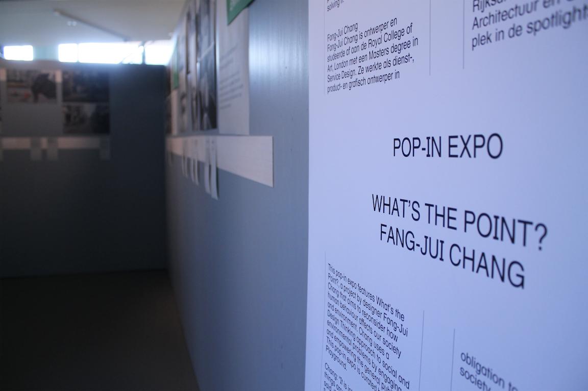 Pop-in expo of 'Architecture of Appropriation',Het Nieuwe Instituut,Rotterdam, 2017
