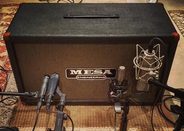 Mesa 2x12 w/ v30s
