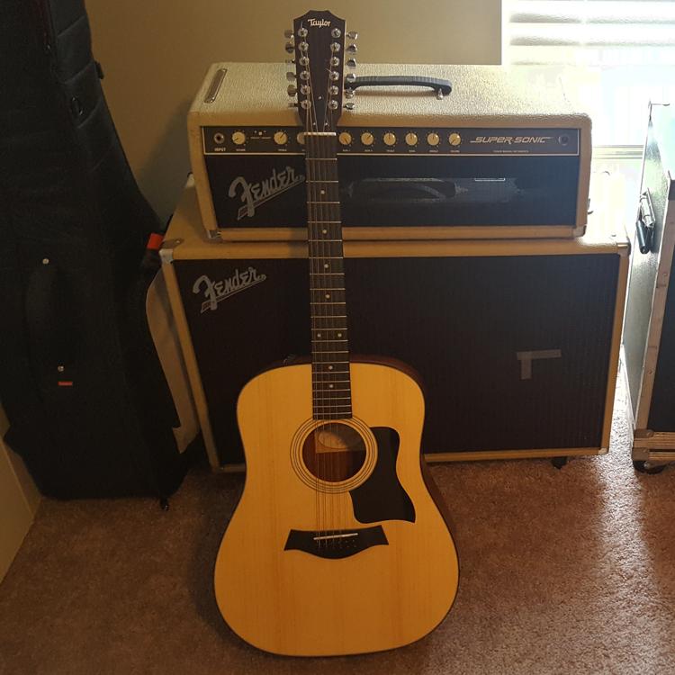Taylor 150e 12-string