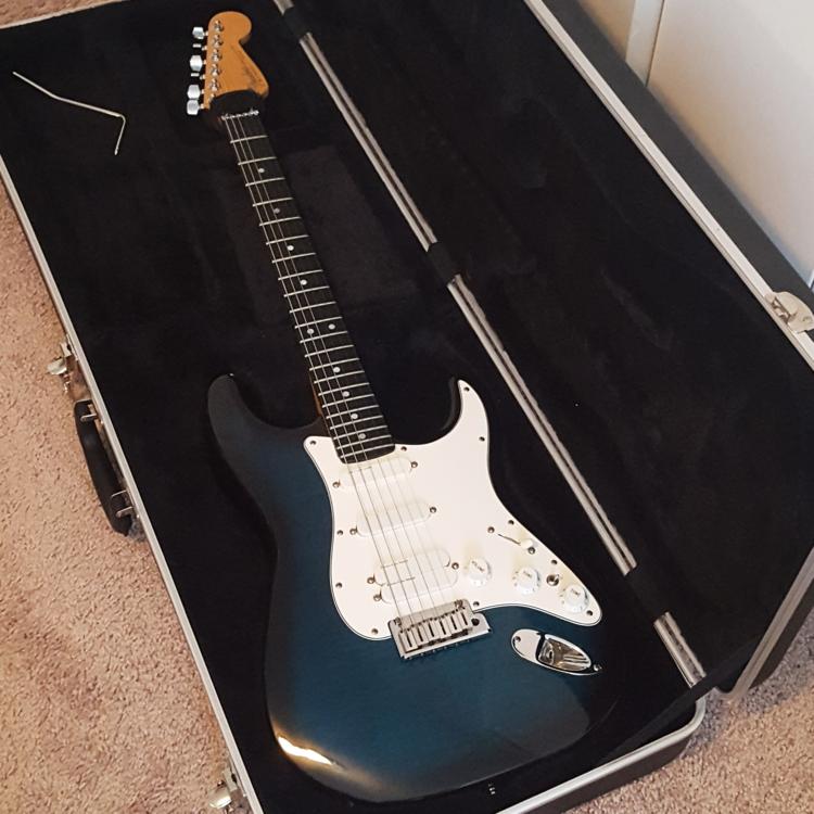 1990 American Fender Strat Ultra