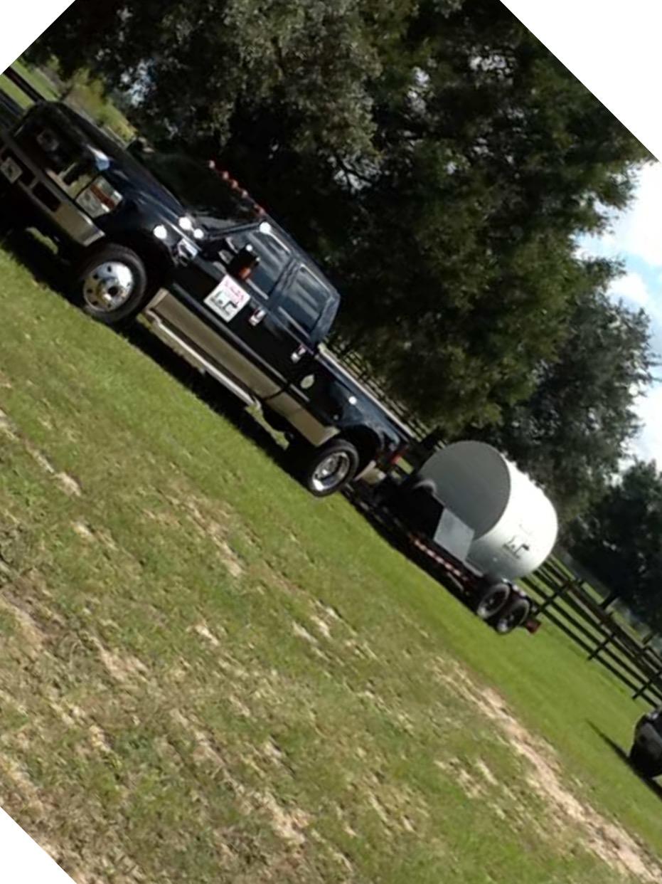 Tanker and trailer equipment