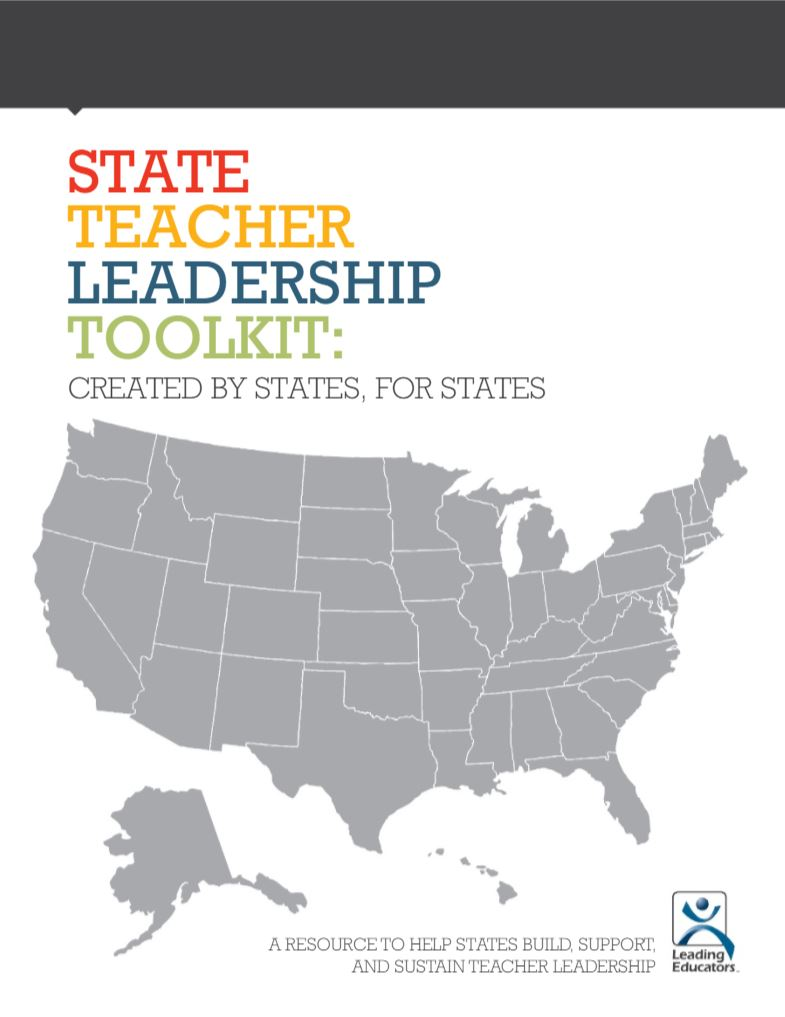 State Teacher Leadership Toolkit