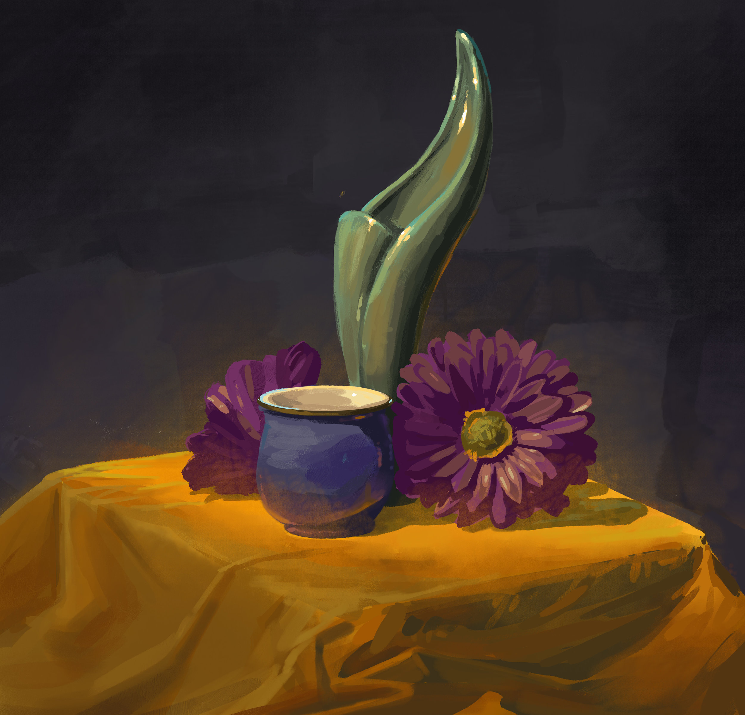 Cavematty_MattyRodgers_StillLife_YellowPurple