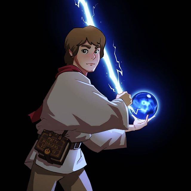 What if The Dragon Prince was a space opera, and Callum was a star wizard?  May the fourth be with you everyone! Or if you are day late in posting like I am, I learned there is always 'Revenge of the fifth'! - - - - - - - - - - #theDragonPrince  #DPR  #MayTheFourth #MayTheFourthBeWithYou #MayTheFourth2019 #RevengeOfTheFifth  #Cavematty  #MattyRodgers  #fanart  #anime  #AniMay #SketchADayMay #SketchADayMay2019