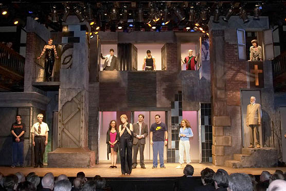 The Comedy of Errors at the Folger Theatre
