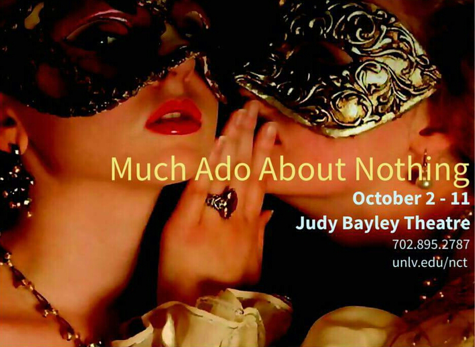 Much Ado About Nothing   Nevada Conservaory Theatre