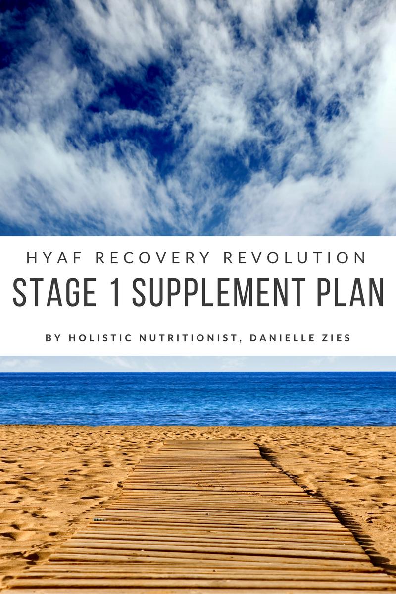 Stage 1 Plan