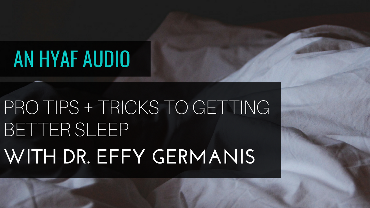 Sleep Interview with Effy