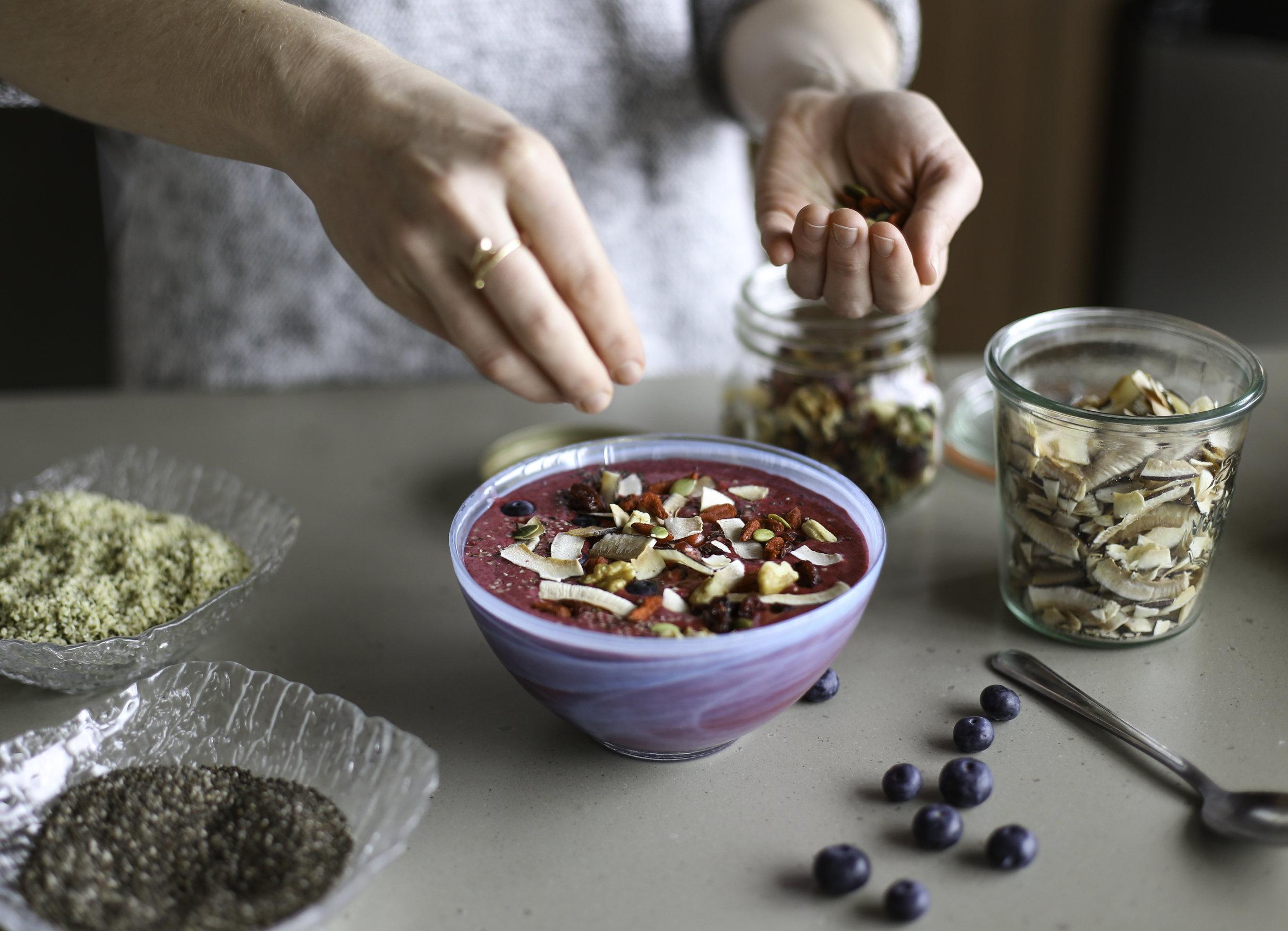 NUTRITION + GUT HEALTH RESOURCES -