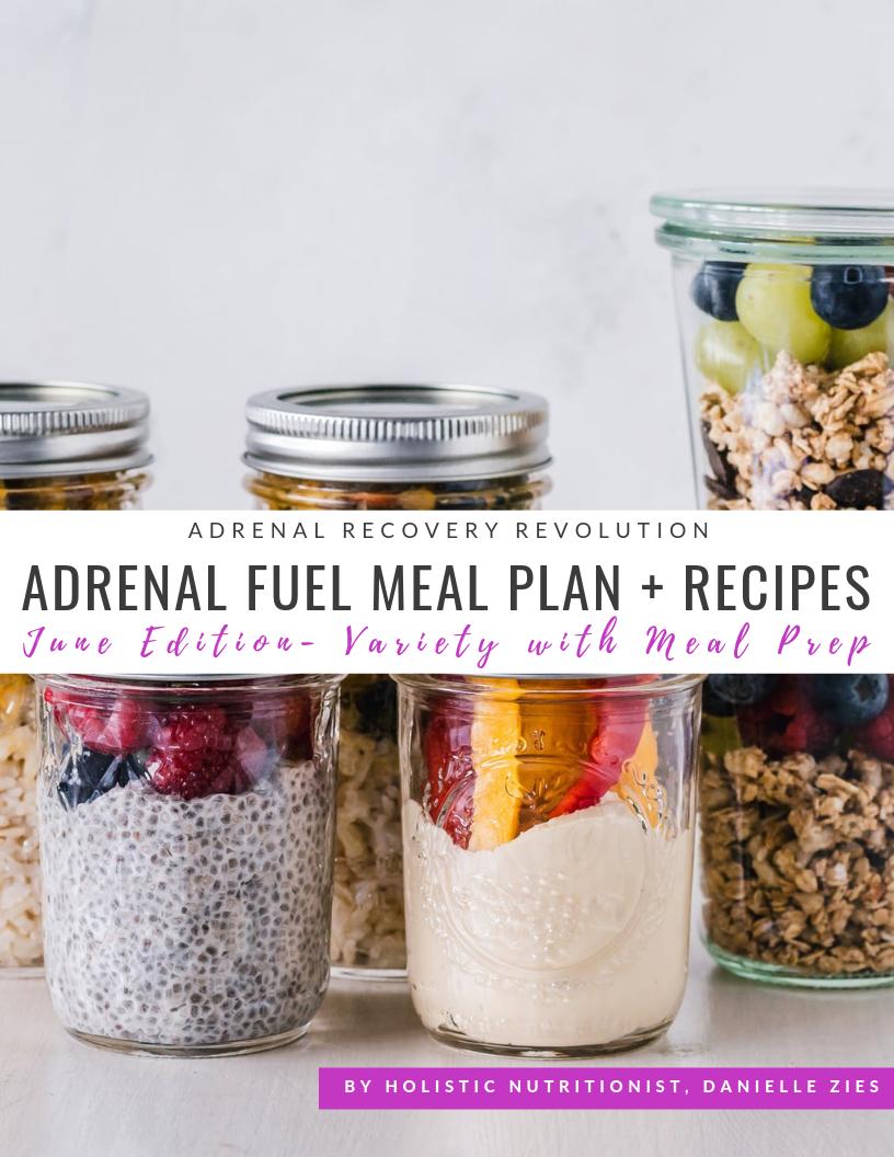 June Meal Plan