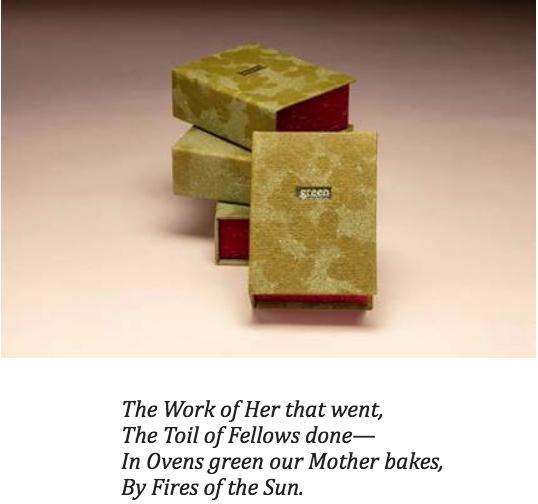 1143, E.D, Green, edition of 6: Sue Huggins Green