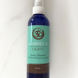 AURA   Spray to clean chakras and crystals
