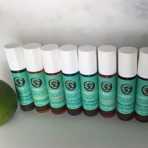 CHAKRA   Roll-on elixirs to tend to spiritual transitions