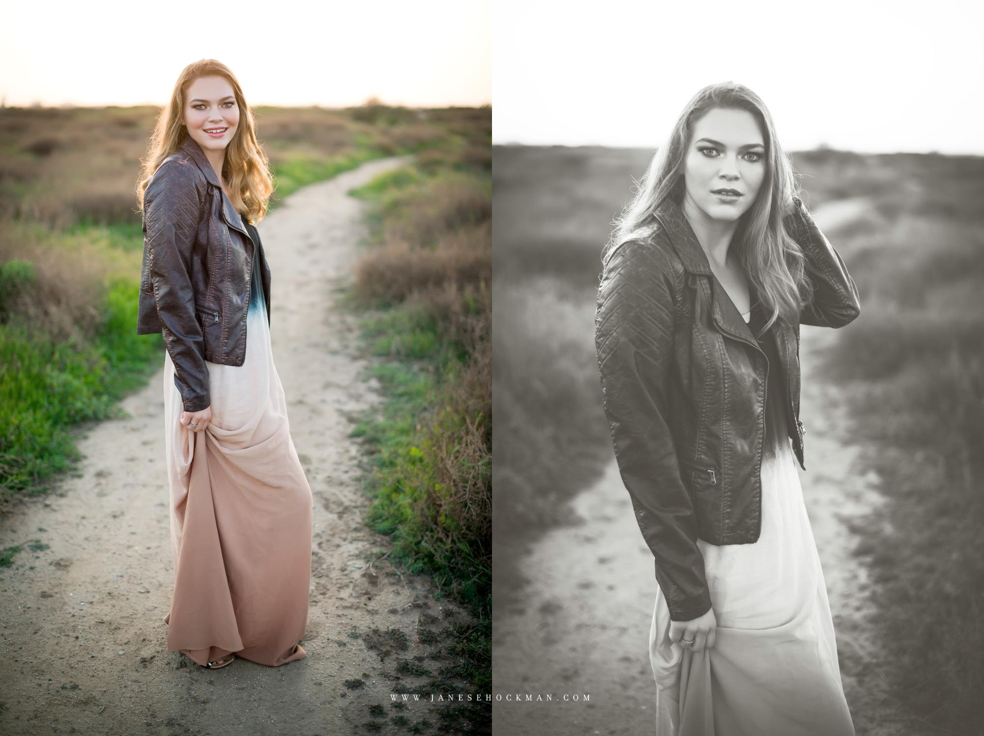 Holly   Janese Hockman Photography   San Luis Obispo, California   High School Senior Portraits   Huntington Beach 3.jpg