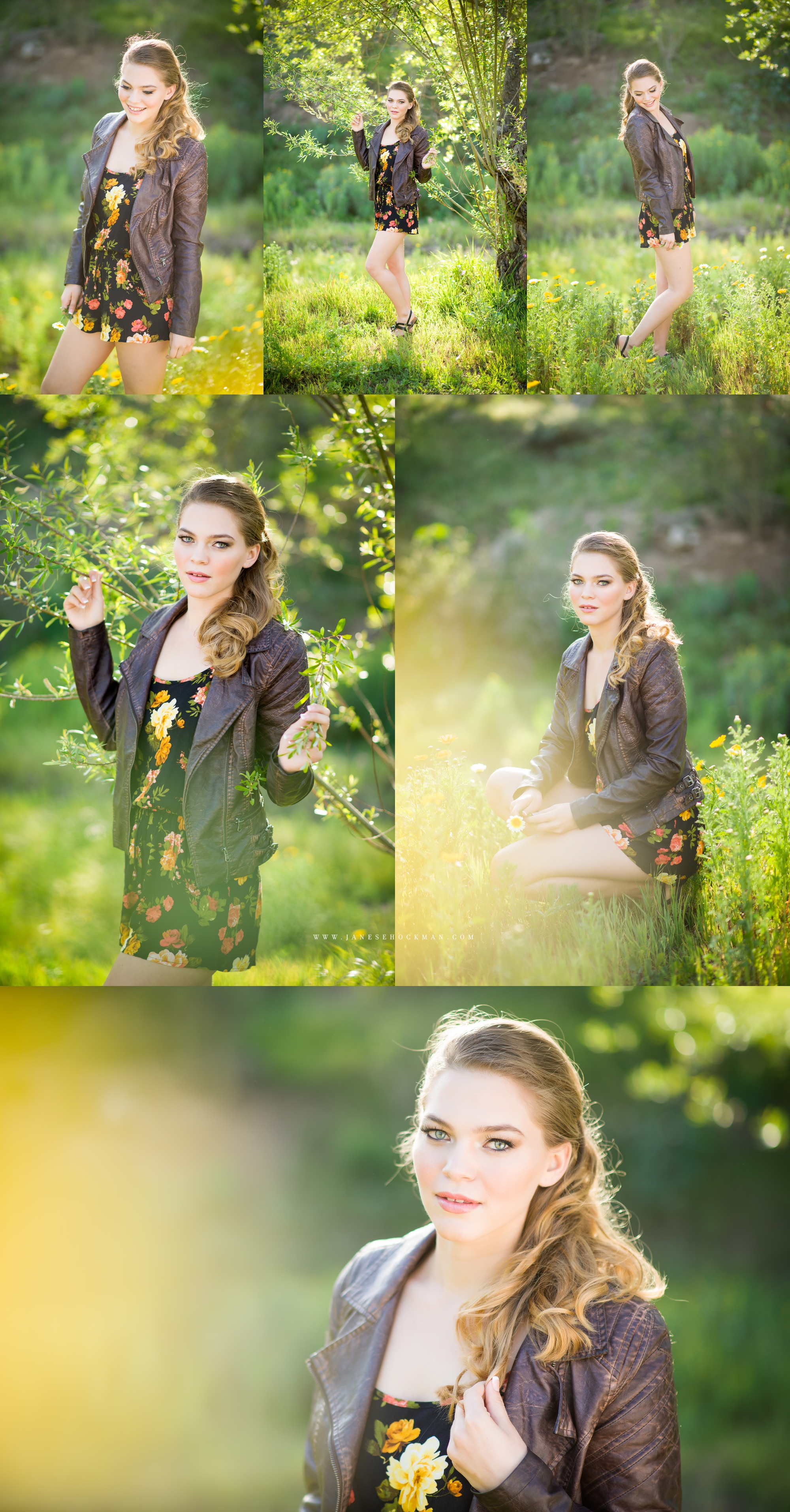 Holly   Janese Hockman Photography   San Luis Obispo, California   High School Senior Portraits   Huntington Beach 5.jpg