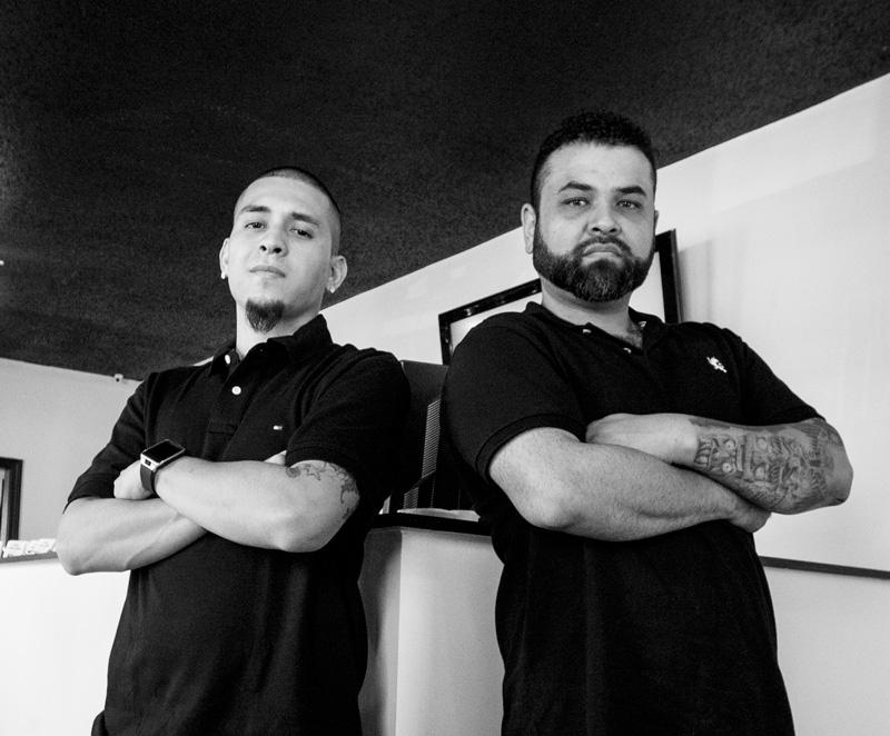 Erik & JC | Founders