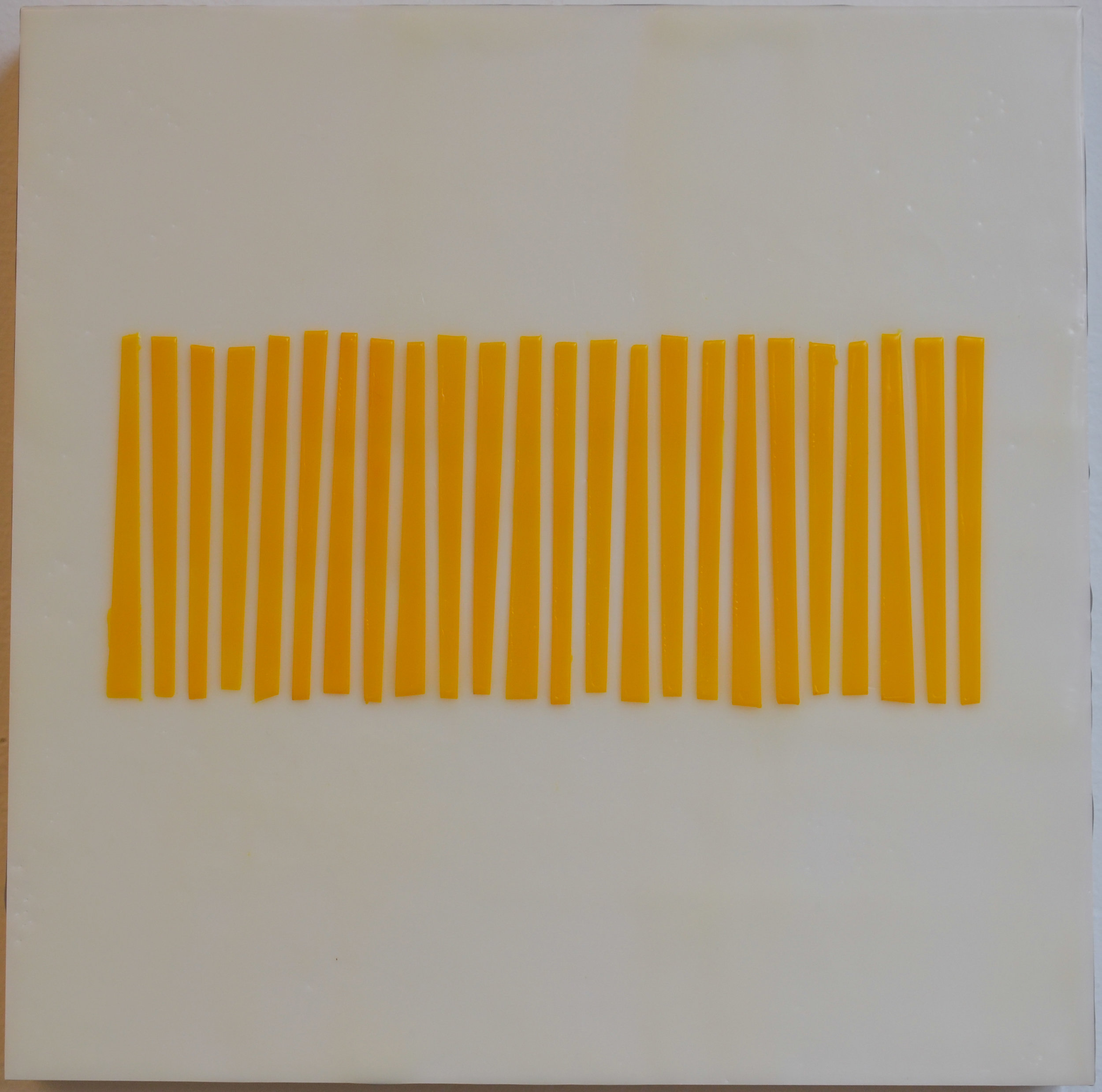 Indian Yellow Lines