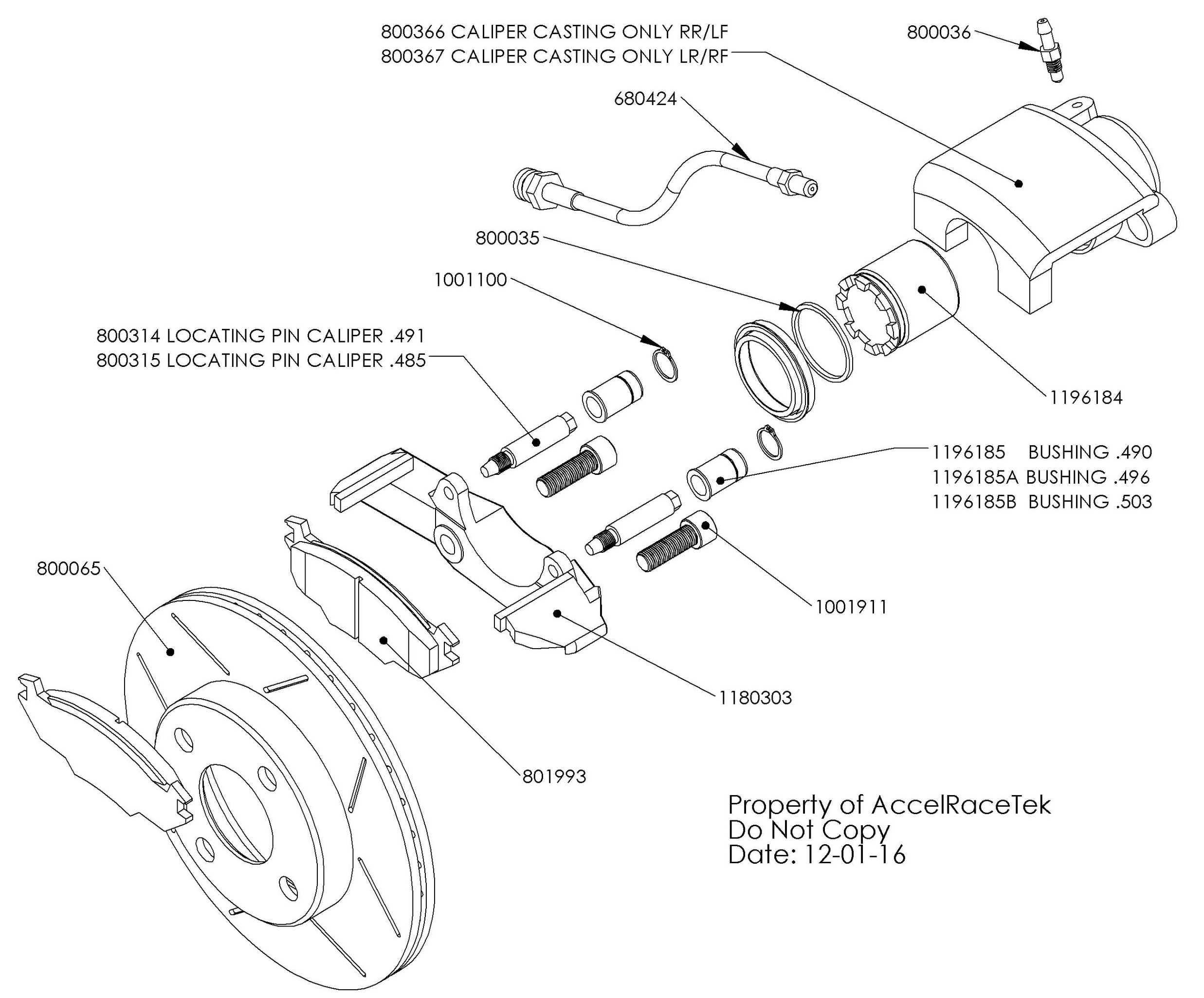 Brake Caliper Assembly Spec Racer Ford.JPG