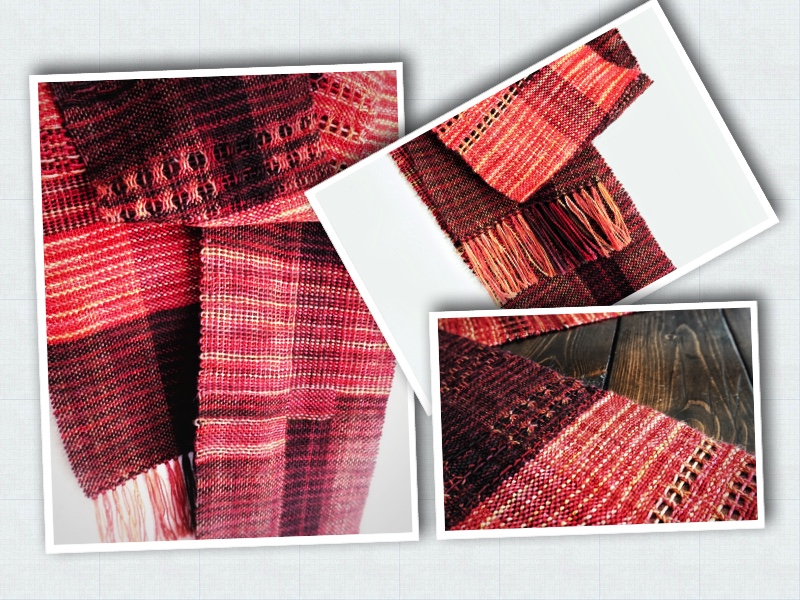 New class at RCY: Introduction to Weaving on a Rigid Heddle Loom