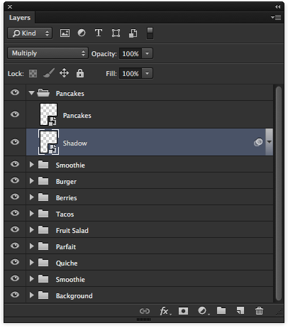Layer Filtering