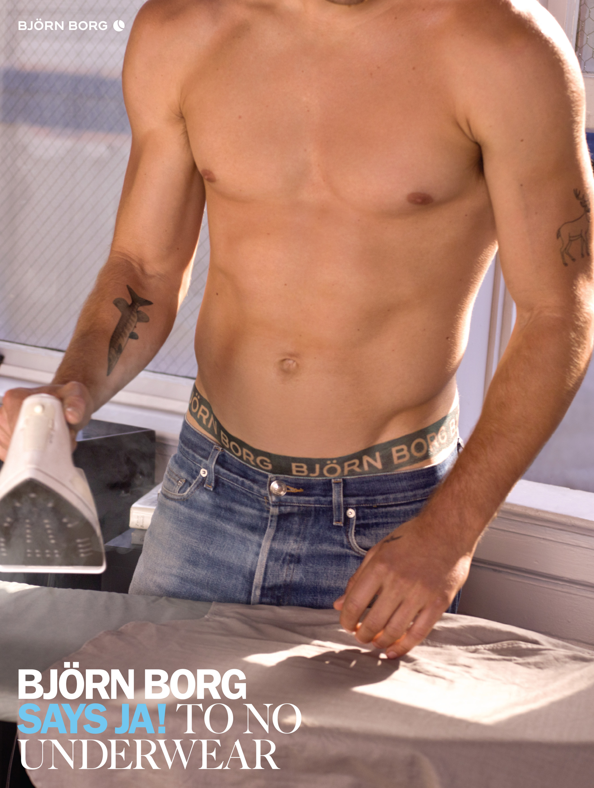Bjorn Borg Underwear :: Says Ja!