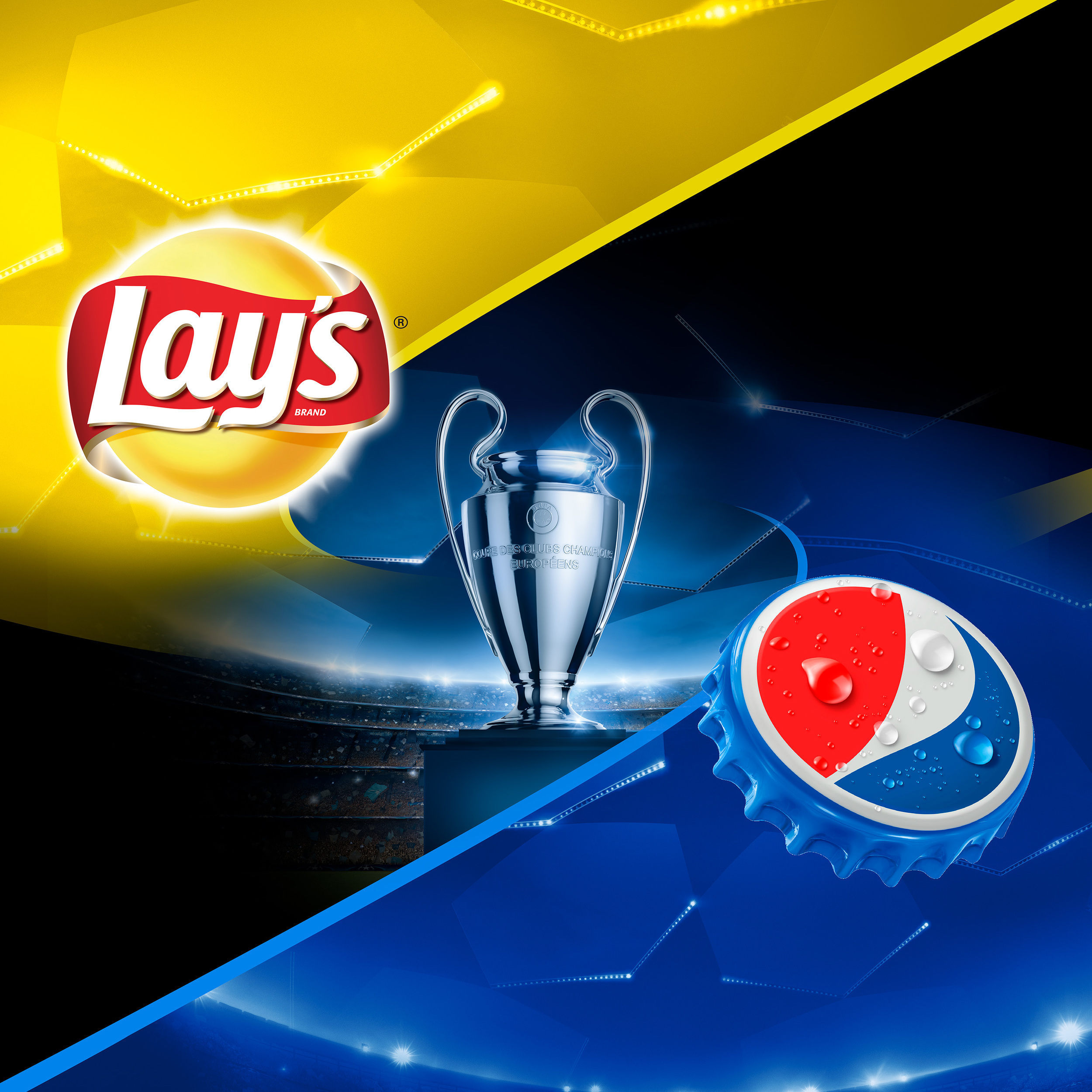 Lays :: Champions Cup