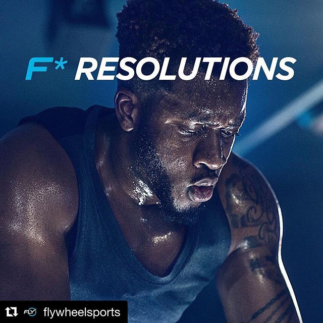 @flywheelsports ・・・ You're more than a resolution. We're challenging you to set a goal and #NeverCoast until you get there. Commit via the #LinkInBio. Starts 1.8.18.