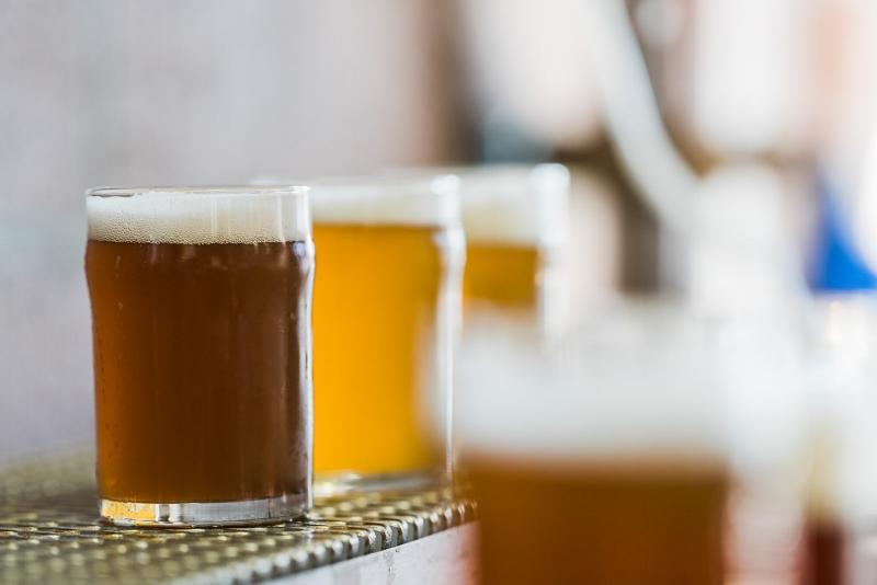 Santa Barbara Brewery Tap Room