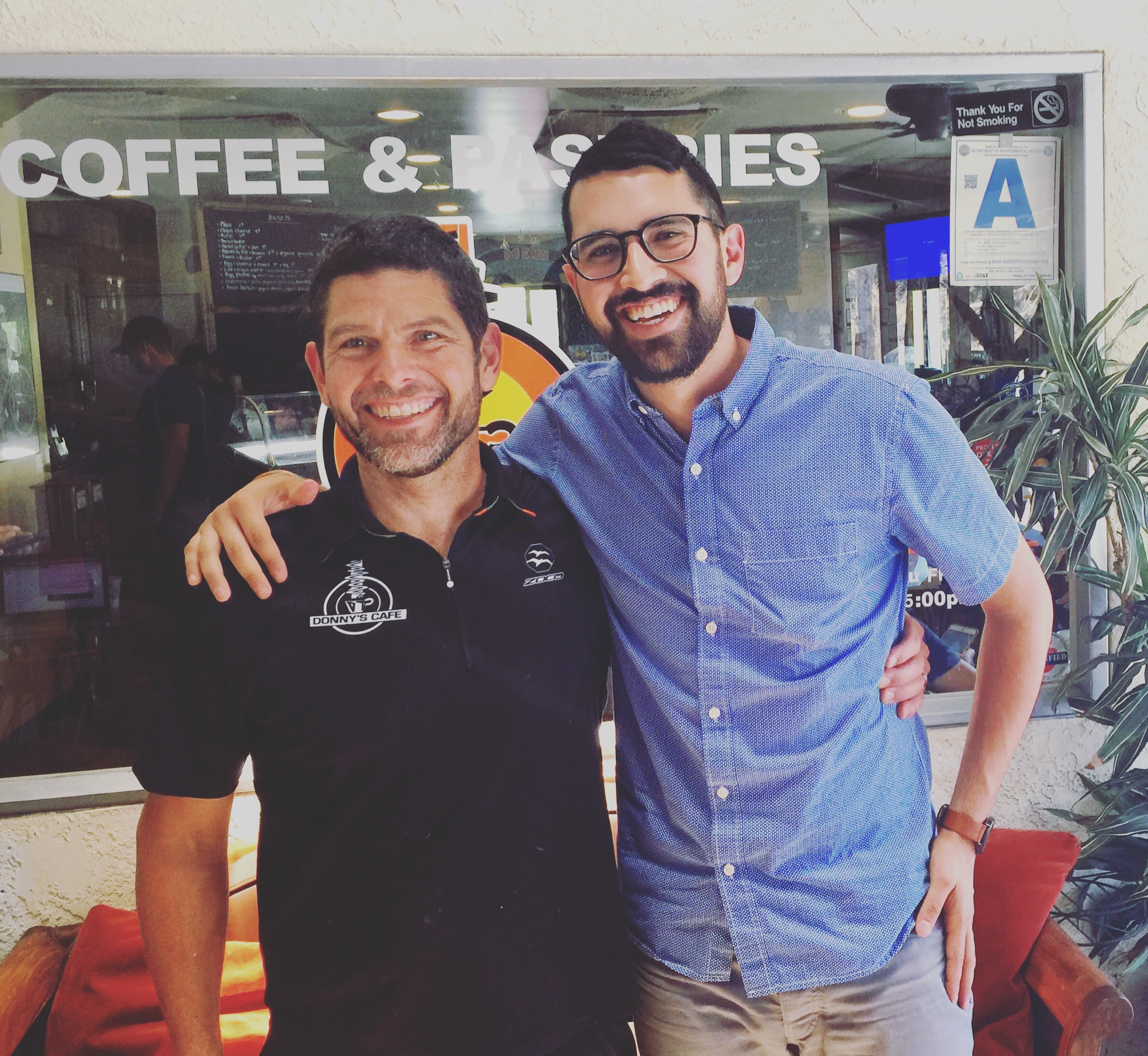 Donny was such a pleasure to interview. A true gentleman, and a true model of community respect.Thanks for the coffee and conversation Donny!