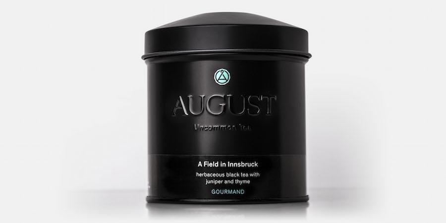 August Tea Set of 2